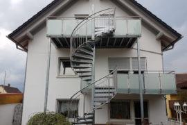 Balkonanbau